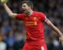 Hillsborough behind emotional Gerrard reaction
