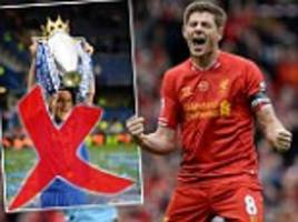 Steven Gerrard or John Terry, who deserves Premier League title? Adrian Durham