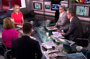 MSNBC Panel Tackles Bundy Standoff: 'That's Not Libertarianism, It's Anarchy'