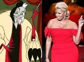 'Dancing With The Stars' Results: Week Five Brings Huge Scores for NeNe Leakes' Cruella DeVil