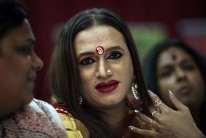 In India, landmark Supreme Court ruling recognizes transgender as third gender
